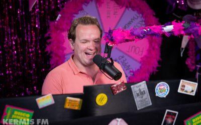 Kom jij radio maken en live in de uitzending met Kermis FM?