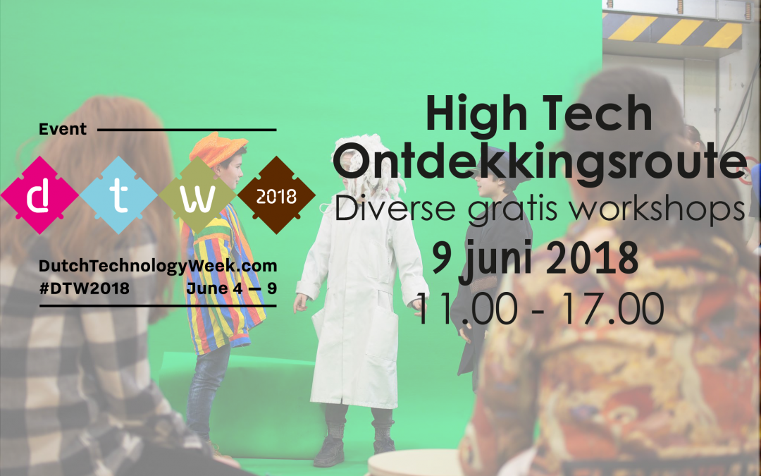 Programma High Tech Ontdekkingsroute