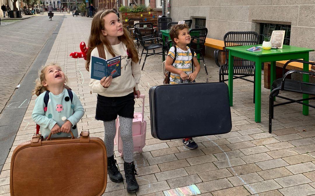 In de herfstvakantie op citytrip met kinderen in Tilburg