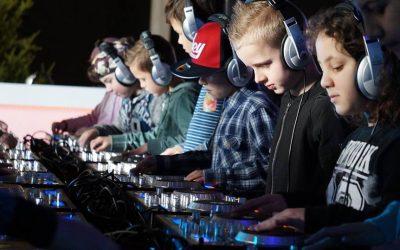 DJ Workshop op zondag 7  juni